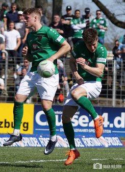 FC Schweinfurt 05 verliert 1-3 gegen den TSV 1860 München (304)
