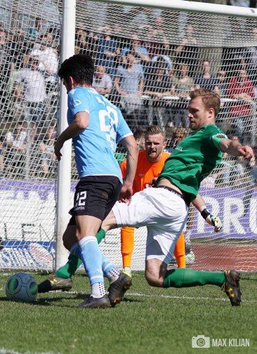 FC Schweinfurt 05 verliert 1-3 gegen den TSV 1860 München (305)