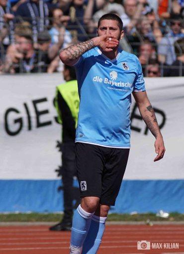 FC Schweinfurt 05 verliert 1-3 gegen den TSV 1860 München (309)