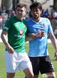 FC Schweinfurt 05 verliert 1-3 gegen den TSV 1860 München (311)