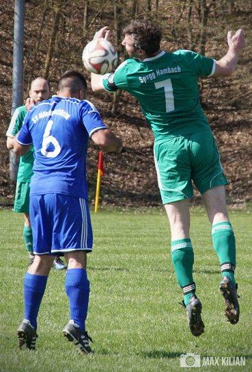 SpVgg Hambach besiegt den SV Mönchstockheim zuhause mit 2-1 (46)
