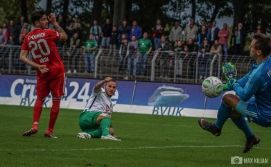 FC Schweinfurt 05 - FC Memmingen
