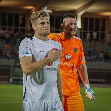 Florian Pieper verlängert bei den Schnüdeln