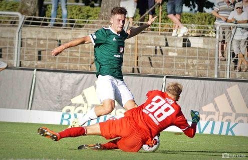 FC Schweinfurt 05 vs. Wacker Burghausen (1)