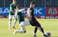 FC Schweinfurt 05 vs. Wacker Burghausen (2)
