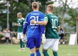 Ging als Kapitän in das Testspiel: Angreifer Florian Pieper