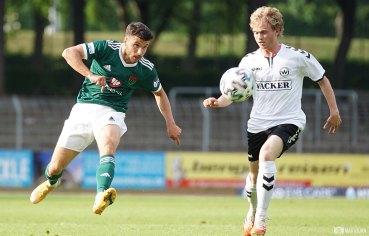 FC Schweinfurt 05 -Wacker Burghausen10