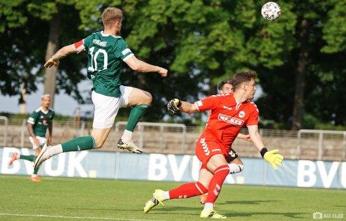 FC Schweinfurt 05 -Wacker Burghausen11