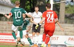 FC Schweinfurt 05 -Wacker Burghausen13