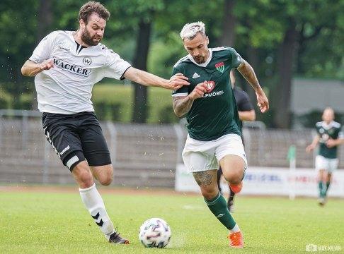 FC Schweinfurt 05 -Wacker Burghausen19