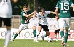 FC Schweinfurt 05 -Wacker Burghausen7