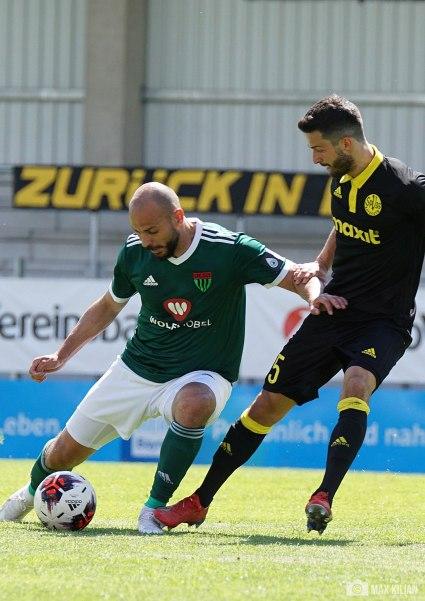 SpVgg Bayreuth - FC Schweinfurt 05 (100)