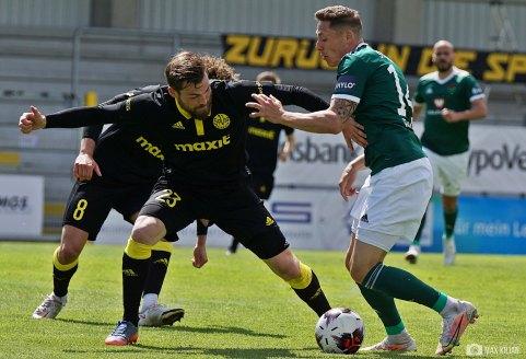 SpVgg Bayreuth - FC Schweinfurt 05 (124)