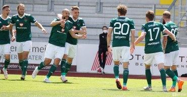 SpVgg Bayreuth - FC Schweinfurt 05 (32)