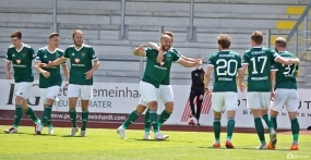 SpVgg Bayreuth - FC Schweinfurt 05 (33)