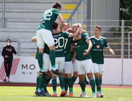 SpVgg Bayreuth - FC Schweinfurt 05 (35)