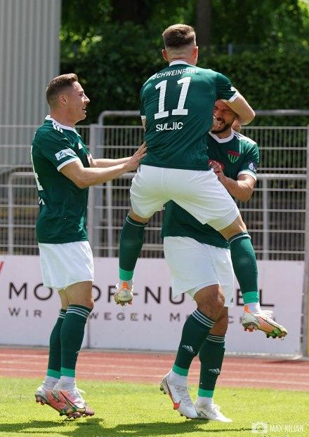 SpVgg Bayreuth - FC Schweinfurt 05 (59)