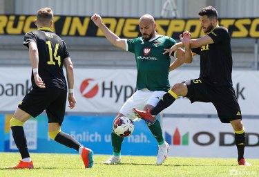 SpVgg Bayreuth - FC Schweinfurt 05 (83)